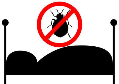 Bettwanzen und Milben