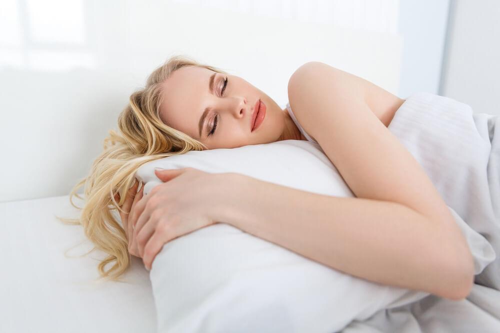 Allergiker-Kopfkissen lassen ruhig schlafen